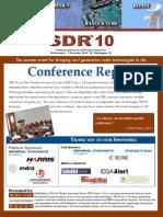 SDR10ConferenceReportfinal.pdf