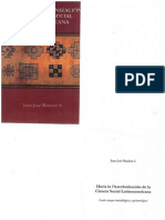 Bautista, Juan José - Hacia la descolonización de la ciencia Latinoamericana