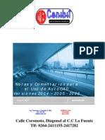 Notas y Comentarios Uso AutoCAD Full