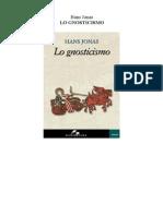 Jonas, Lo gnosticismo