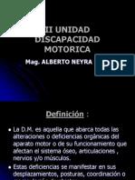 II Unidad Discapacidad Motorica