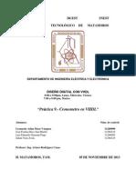 Practica 9 (Cronometro 0-99)