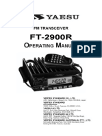 Yaesu FT-2900R_Operating Manual