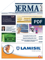Cover & Pixel Rf Article_infoderma (Sep-oct 08)