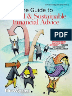 The Guide to Ethical & Sustainable Financial Advice 2013