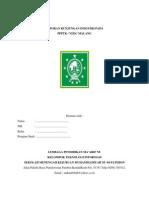 Contoh Lain Format Laporan KI.docx