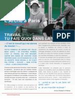 Newsletter N°27 - Novembre 2013