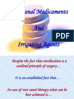 Intracanal Medicaments and irrigants.pptx