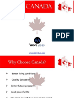 Canada immigration and Visa services
