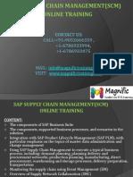 sap supply chain management(scm) online training.pptx