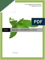 Consumir Stevia