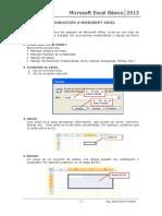 Sesión 01 Introducción al Excel[1]