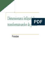 Proiectarea transformatoProiectarea transformatorului 2rului 2.pdf