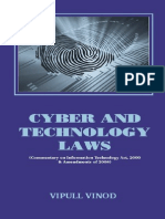 Cyber And Technology Laws