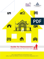 homeowners guidance