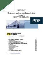 Evaluarea unei societati cu activitate bancara.doc