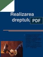 Realizarea Dreptului..Rusu Rodika DR1