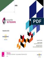 Les Français et l'économie - novembre 2013