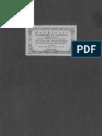 55420901 Madrigali Guerrieri Et Amorosi Libro Ottavo Ia Parte Claudio Monterverdi 1567 1643