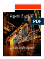 Wuppertal, 12. April 1999 Schwebebahn Unglueck pdf