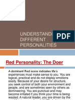 Understanding Different Personalities.ppt
