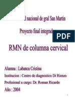 Afecciones Medula Espinal (Rmn) Labanca Cristina