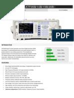 ATFXXB Series  Function Generator.pdf