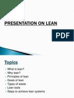lean-091119135641-phpapp01
