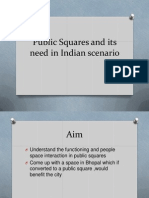 Public Squares and its need in Indian scenario.pptx