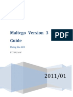 Maltego Version 3 User Guide