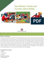Global Toys Market