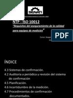 Ntp - Iso 10012(2da Parte)