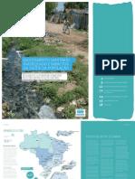 Trata Brasil - Esgotamento sanitário inadequado e impactos na saúde da população