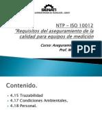 Ntp-Iso 10012(4ta Parte)