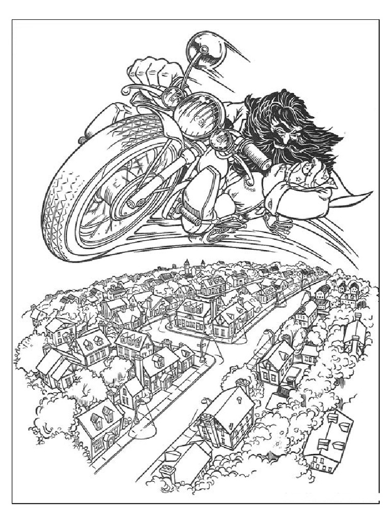 Harry Potter - Coloring Book.pdf