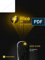 010 User Guide Illico Tv New Generation
