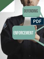 Defending the Enforcement Officer