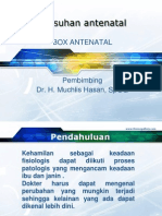 Asuhan Antenatal Editpower Point