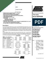 Atmel AT24C01A