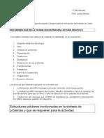 actividades Proceso de Síntesis de Proteinas-1