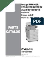 Canon IR 2025i