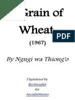 A Grain of Wheat - Ngugi wa Thiong'o.pdf