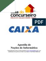 Apostila Sergio Caixa