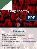 Coagulopathy.pptx