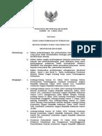 Peraturan Menteri Dalam Negeri Nomor 69 Tahun 2007 Tentang Kerja Sama Pembangunan Perkotaan