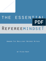 Peter Papp - The Essential Referee Mindset