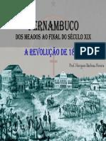 Pernambuco - de meados ao fim do século XIX