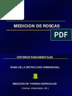 PPT- Medición de roscas 2013