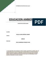 educacion amabiental