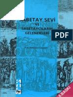 Abraham Galante - Sabetay Sevi ve Sabetaycıların Gelenekleri.pdf